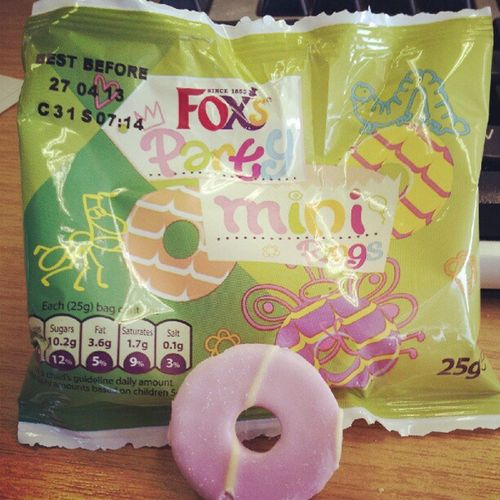 Mmm! Partyrings Minipartyrings Foxs