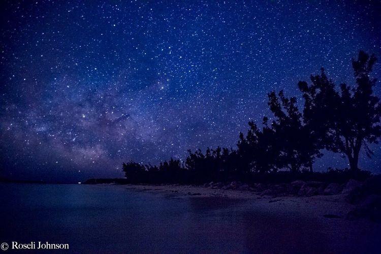 Nebula Shots at