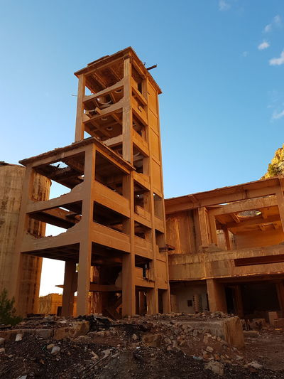 Metal Industry Building - Activity Occupation Industry Construction Site Business Finance And Industry Smoke Stack Rubble Tower Mining Lookout Tower Construction Frame Construction Equipment Construction Construction Material Construction Machinery