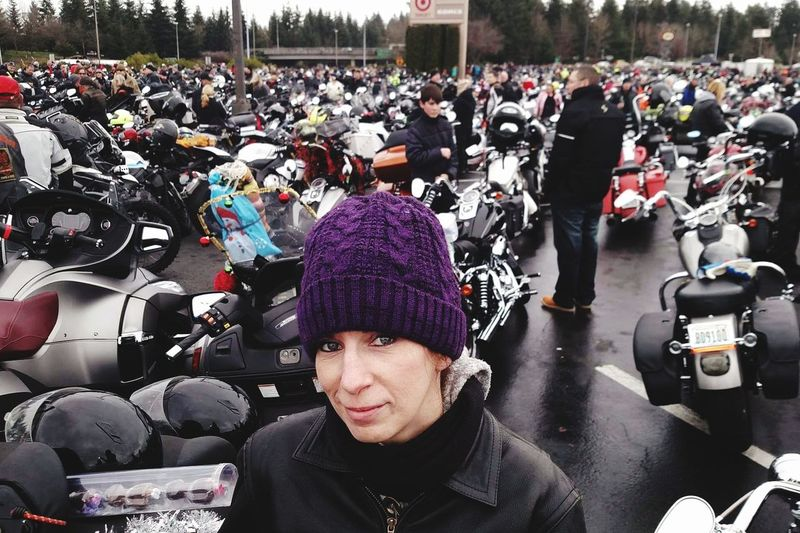 Olympia, WA Toy Run 2016 Motorcycle People Large Group Of People Real People Headwear Outdoors Parade Day Charity Ride For The Kids Donate Toys Thousands Of Bikers Go Through Town Purple Hat 1st Time For Me Exciting Day!!! Love The Open Road Motorcycle Life Harley Davidson All Makes Of Motorcycles 2 Wheels 3wheels Winter Ride Community Service
