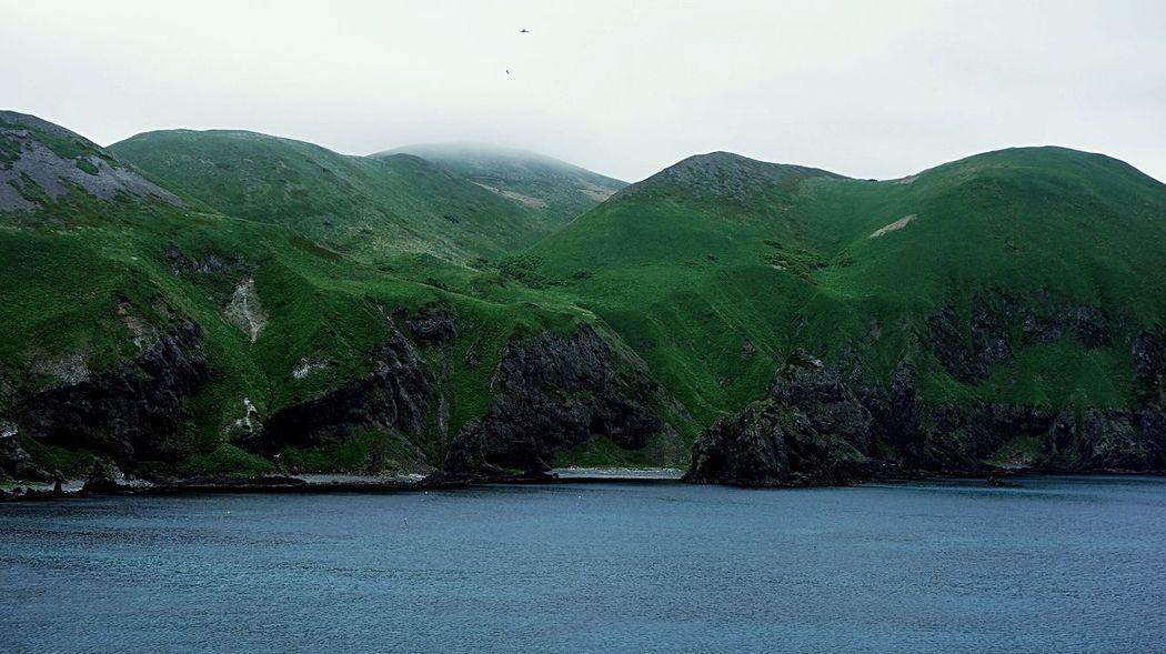 Japan Rebun Island Green Color Hokkaido Mountaineering Mountain EyeEmNewHere