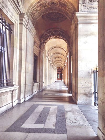 Paris Paris ❤ Paris, France  France Landmark Hallway