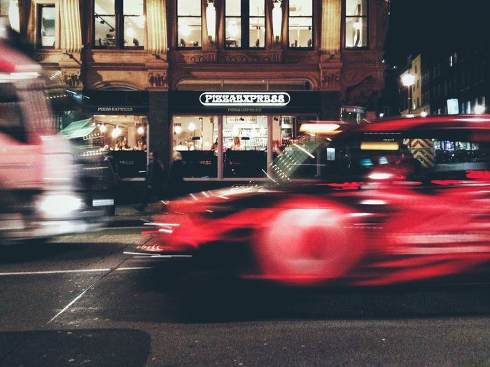 London Lifestyle Blurred Motion Red Urban Lifestyle Exploring EyeEm Gallery London Eyemphotography Street Photography The Drive