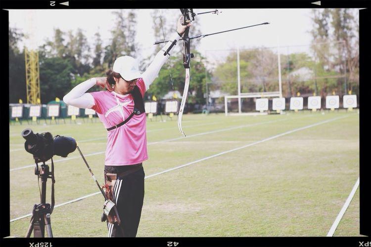Enjoying Life with Archery