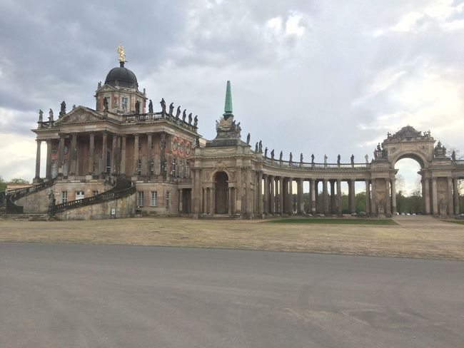 #Potsdam Ancient Civilization Architecture Building Exterior Built Structure Cloud - Sky Day Dome History No People Outdoors Place Of Worship Religion Sky Spirituality Travel Travel Destinations