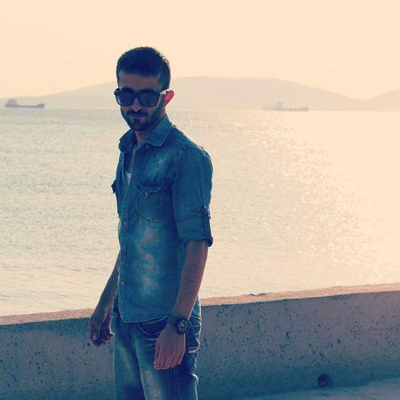 Model Sea Boy Selfie ✌