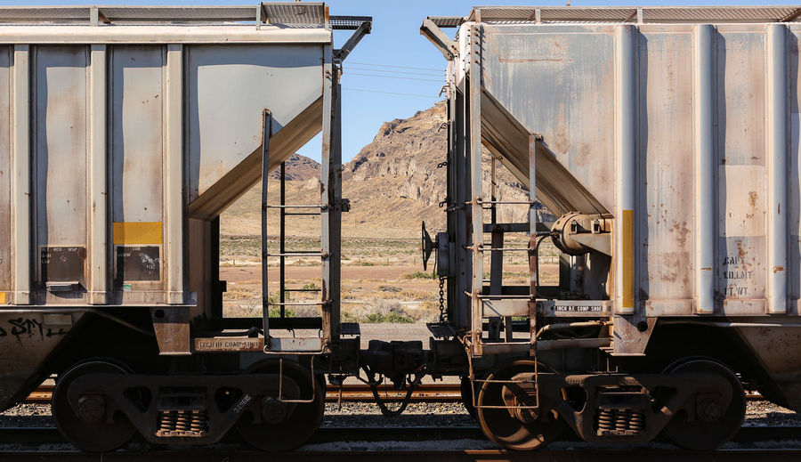 Train Frame -
