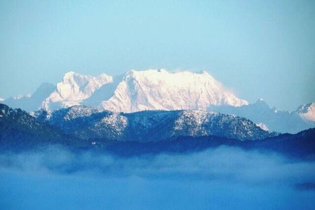 Nature Mountain Himalayas Scenery