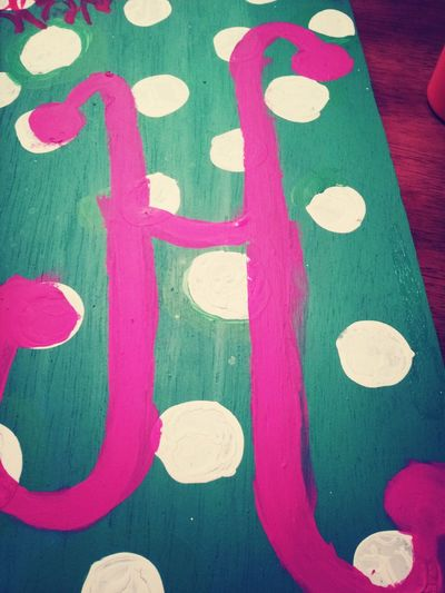 My painting on New Years!