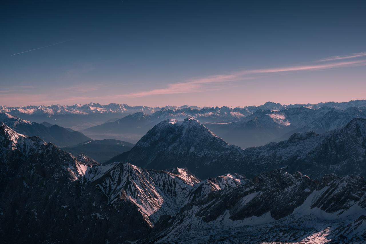 Bavarian Alps,  Beauty In Nature,  Cold Temperature,  Germany,  Grainau