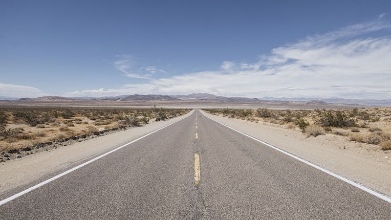 The road ahead. Arid Climate Asphalt Beauty In Nature Cloud - Sky Day Desert Dividing Line Landscape Mountain Mountain Range Nature No People Outdoors Road Scenics Sky Straight The Way Forward Tranquil Scene Tranquility Transportation