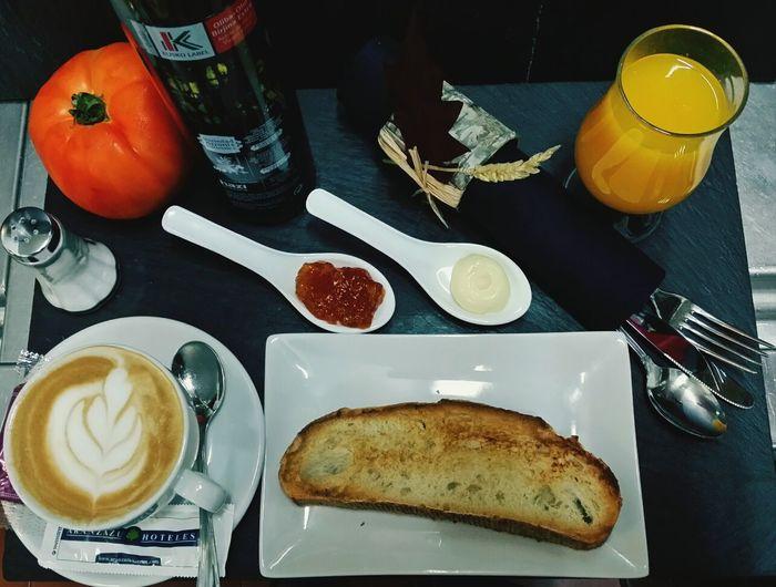 Having Breakfast Breakfast Time The EyeEm Breakfast Club