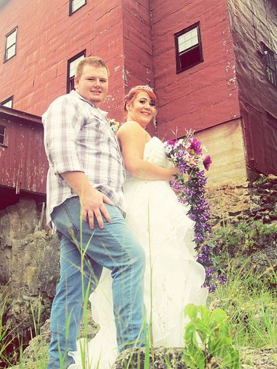 Brideandgroom Married Couple Dillonsmill Taking Photos Iloveyou❤ Husbandandwife Enjoying Life