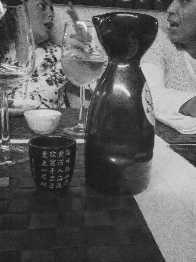 Scary sake. Beautiful Cutlery Vscocam