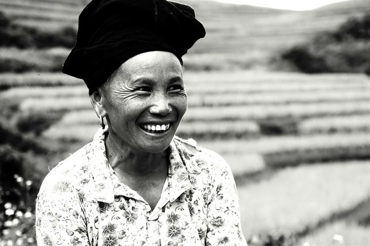 People Of EyeEm People Photography Black And White Portrait Mucangchai Vietnam EyeEm Vietnam October2015 Faces Of EyeEm Travel Photography Eyeem People + Portrait