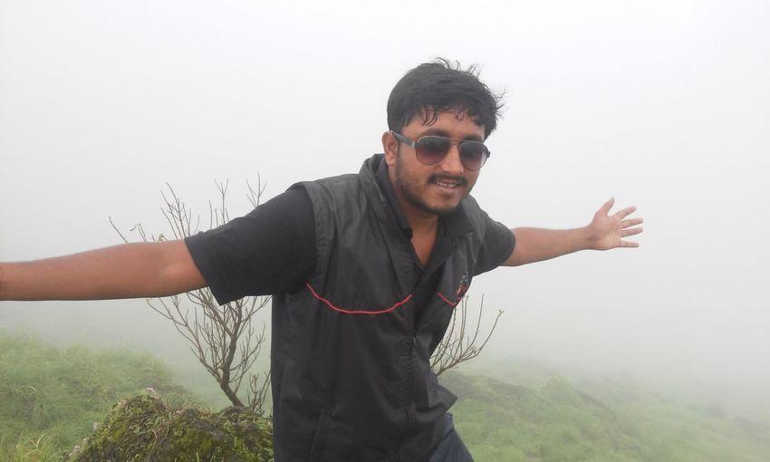 Karnataka in kodachadri loving place Picnic