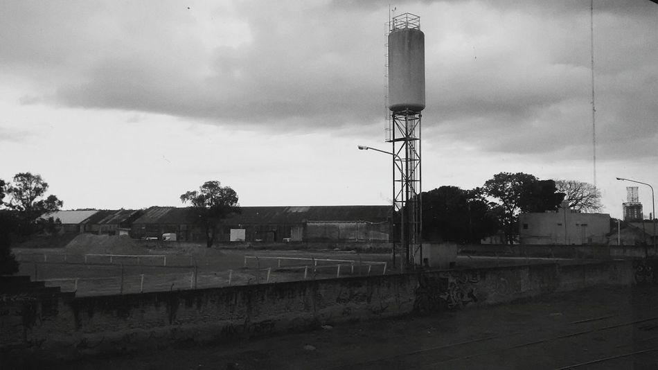 Vista Hipodromo ciudad de La Plata Studying B&w Photography Grey Sky Grey Greyskies Raining Raining Day