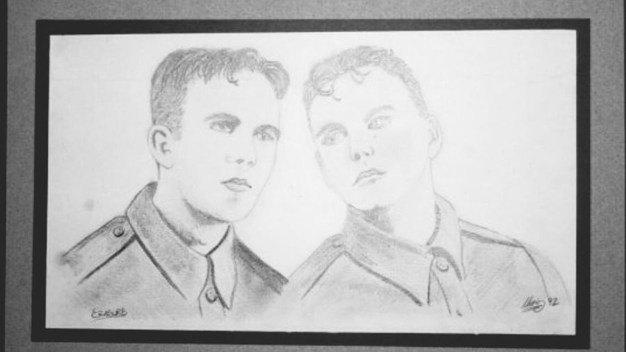 Erasure Drawing Pencil Drawing Andy Bell Vincent Clark