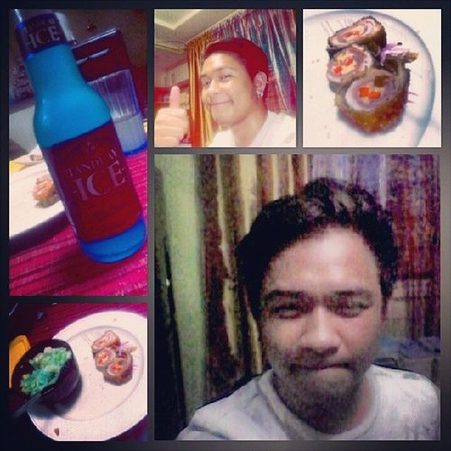 Chillin Chickencordonbleu Tanduayice Fruitsalad Instachill