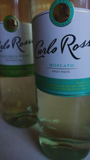 Carlorossi Sweetwine Wine Moscato Wine Time Wine Bottles Winelover