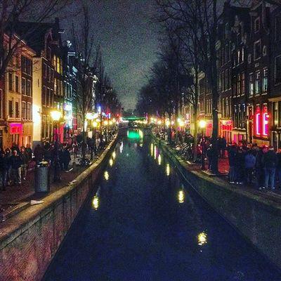 Redlight Amsterdam Holland Lifestyle Enjoy Moment Instagram Istanday Picoftheday Tag Followme