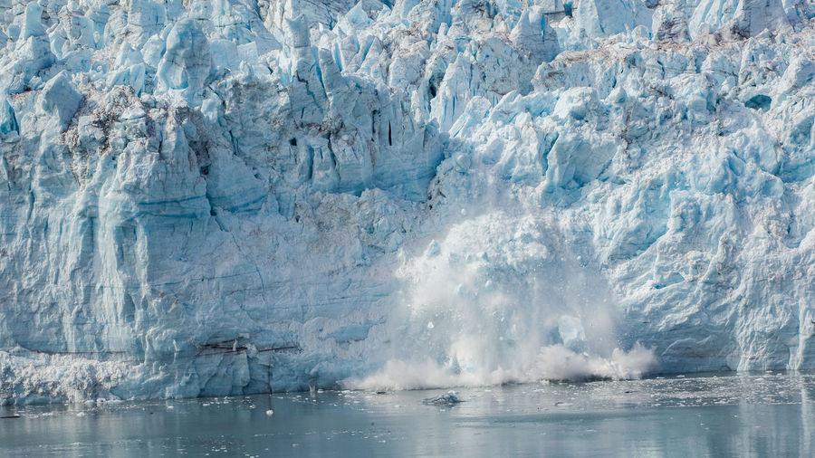 Glacier at
