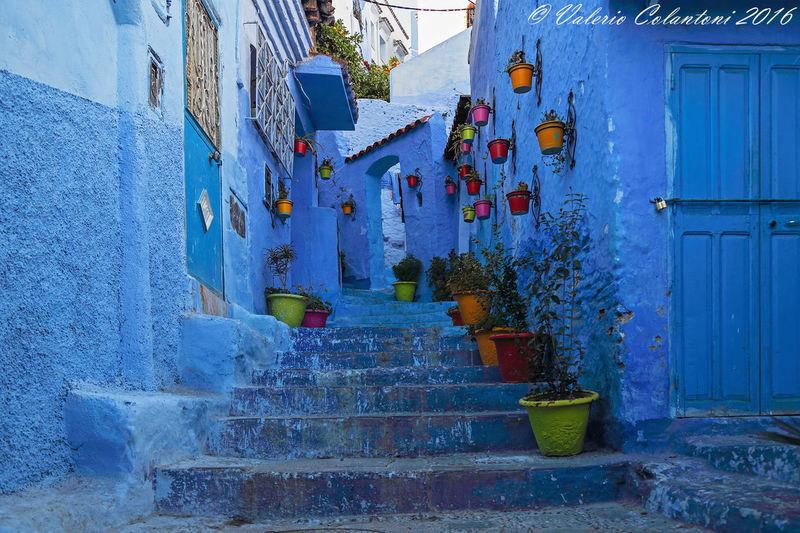 Chefchaouen... Blue Blue City Blue Village Chefchaouen Morocco Africa Travel Destinations Traveling Travelingram Travel Photography