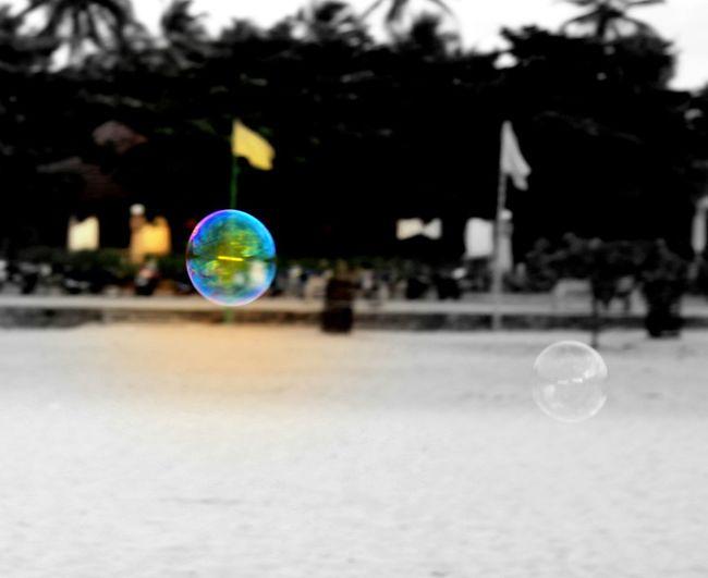 Travel Canonphotography Beach Malpebeach Lifeisbeautiful Colorplay Bubble Beauty Pastel Power Vibrant