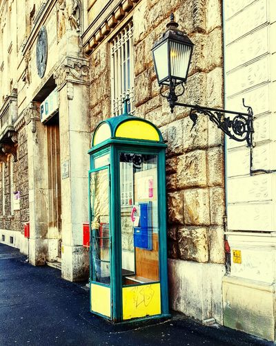 Telephone Booth No People Built Structure Outdoors City Day Architecture Building Exterior Worldwide_shot Hdr_Collection Old-fashioned Hdr_edits Scenics Vacations EyeEmBestPics Landscape Beauty In Nature Adapted To The City GDR Cold Days Destination Clock Clock Tower Night Illuminated Urban Skyline Travel Destinations