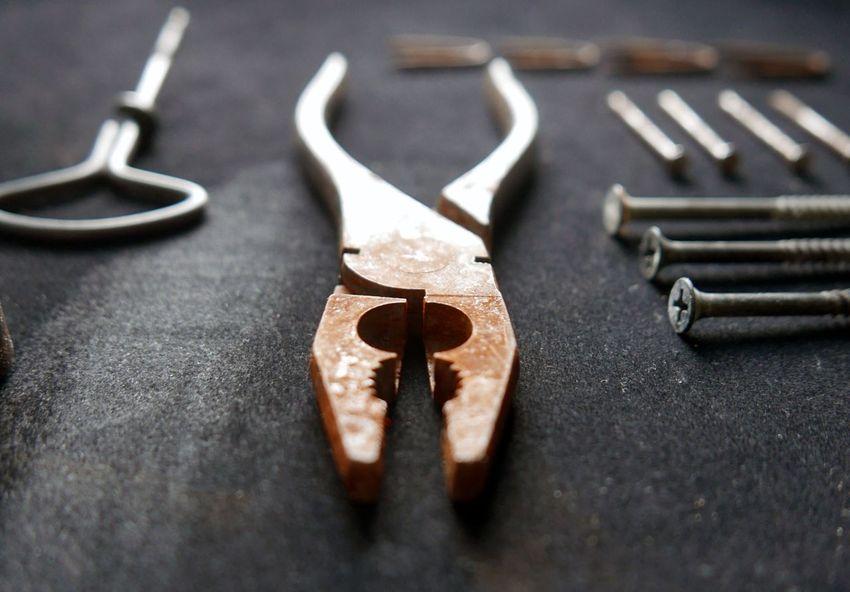 DIY Tools Still Life