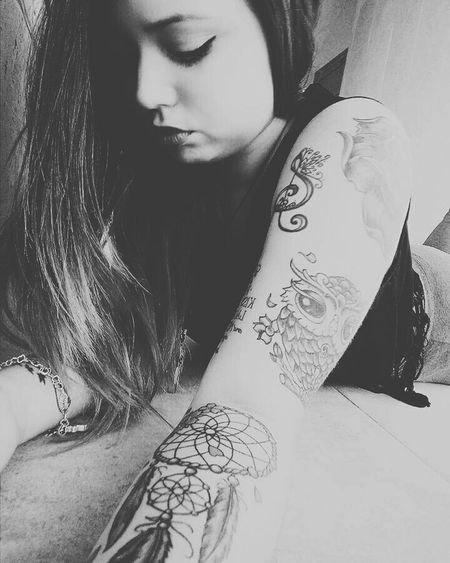 Picturing Individuality Tattoo Tattooedgirls Tattooed Inked INKEDGIRL Inkedsexy First Eyeem Photo