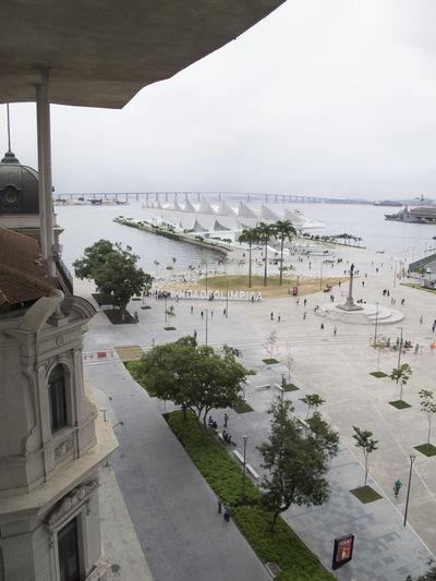 Museu de Arte do Rio, Praça Maúa Cidadeolimpica Horizon Over Water Olympiccity Olympicgames2015 Sea Water
