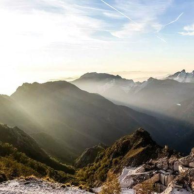 Sunsets Sunset Tramonti Tramonto wonder wonderfull meraviglia meraviglioso sera evening italy italia autunno toscana tuscany monti montagne montagna piandellafioba apuane alpi alpiapuane mountains mount mountain