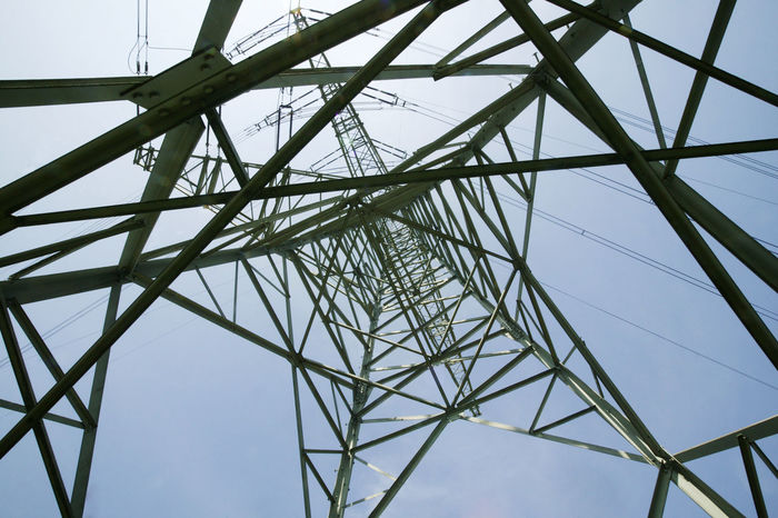 Transmission Tower, power line, electricity Electricity  Electrosmog Energy Overhead Cable Overhead Line Mast Overrhead Power Cable Power Line  Power Supply Resources Transmission Line Transmission Line Tower Transmission Of Electricity Transmission Steel Tower Transmission Tower Transmission Wire