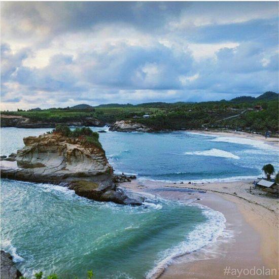 Pantai Klayar - Pacitan INDONESIA Beach Ayodolan