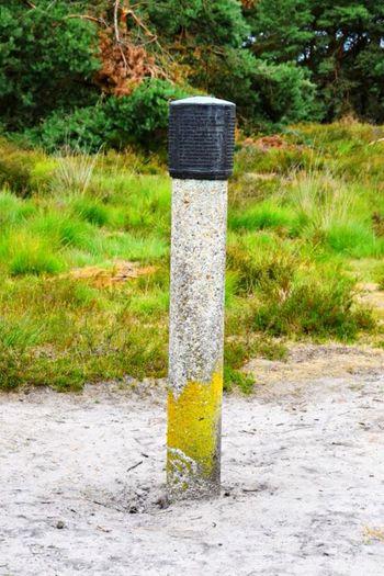 Urnfield Statue Prehistoric Large Late Bronze Age Urn Field Boshoverheide Weert/ Limburg The Netherlands