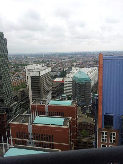 View from Hoftoren Hoftoren (ocw)