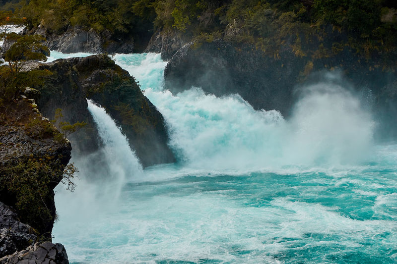Petrohue falls... EyeEmNewHere Aroundtheworld Beauty In Nature Day Environment Flowing Flowing Water Land Motion Nature No People Non-urban Scene Outdoors Power Power In Nature Rock Rock - Object Scenics Scenics - Nature Sea Solid Tourism Travel Destinations Water Waterfall
