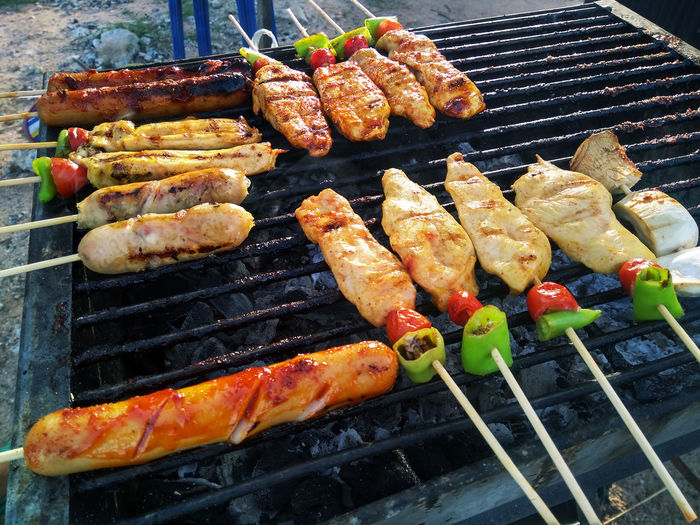 barbecue on the