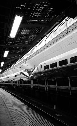 Train - Vehicle Transportation Railroad Station Public Transportation Railroad Station Platform Rail Transportation Railroad Track