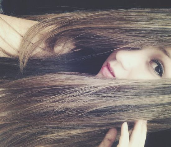 Hair Love ♥ Love Hair Selfie ✌