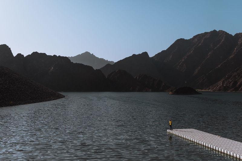 Hatta Lake,