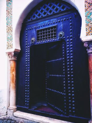 Casbah Of Algiers Algeria Architecture Door Pattern Built Structure No People Multi Colored Indoors