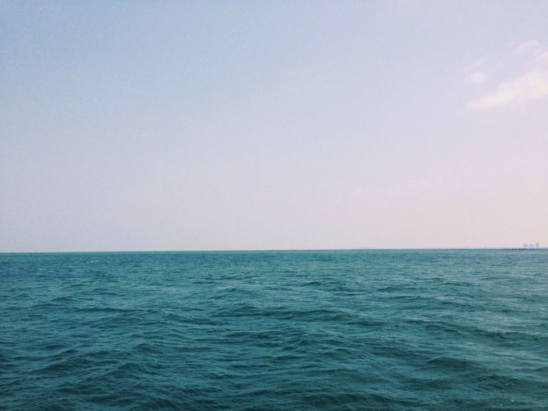 The Essence Of Summer Deep Sea Sea And Sky Sri Chang Island Thailand Vacation Time Alone Time