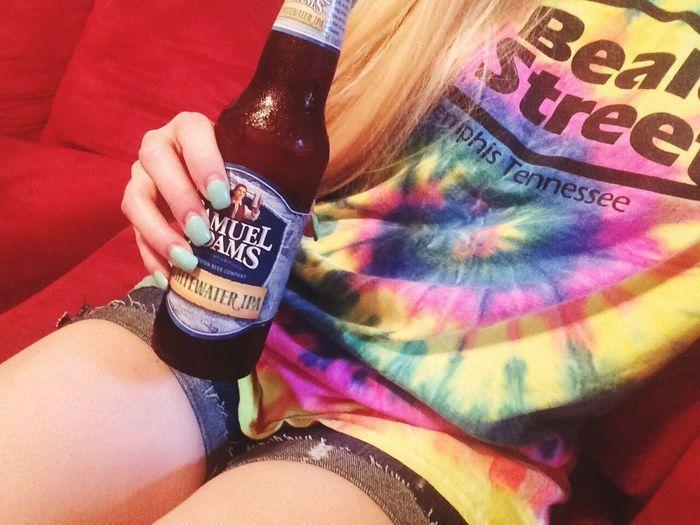 Beer Samueladams Tyedye Daydrinking