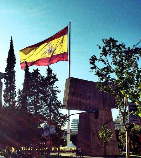 Flag Madrid
