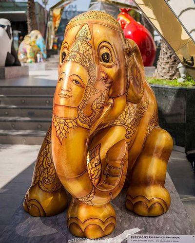 Elephant Parade | Bangkok | © M I S T E R L O U Photography