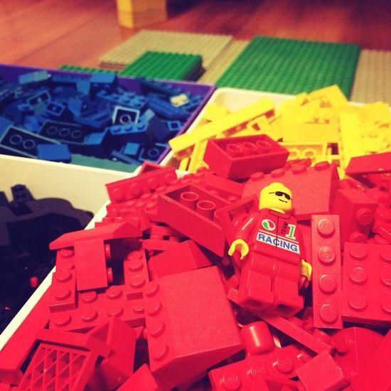 LEGO man of twenty