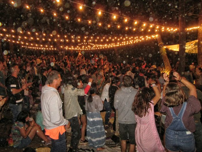 Ewan-Fest 2016, in the pine forest drizzling Abundance Casual Clothing Celebration Concert Photography Crowd Cultures Event Ewan Ewan Fest Festival Season Illuminated Large Group Of People Leisure Activity Lifestyles Lumicar Men Mixed Age Range Music Festival Night Person Tradition Drizzling TakeoverMusic