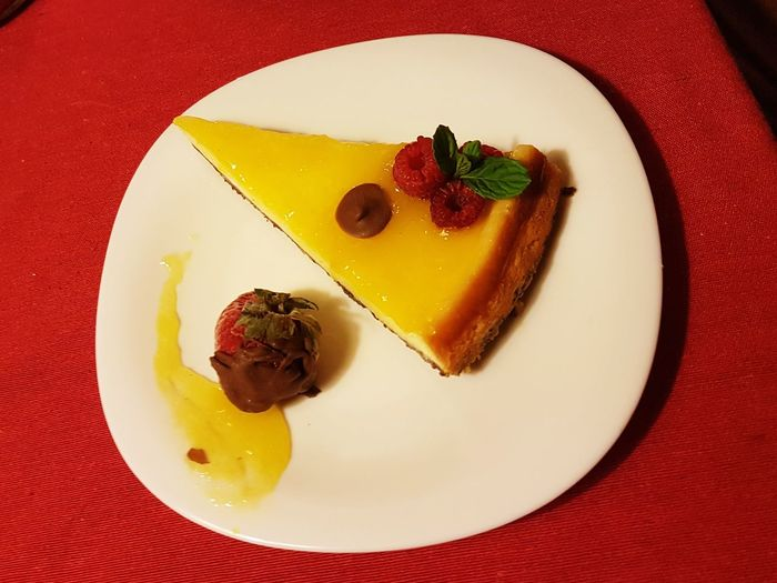 Cheesecake with